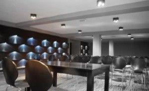 zdjęcie sali konferencyjnej, Hotel Black & White, Myślenice/Zarabie