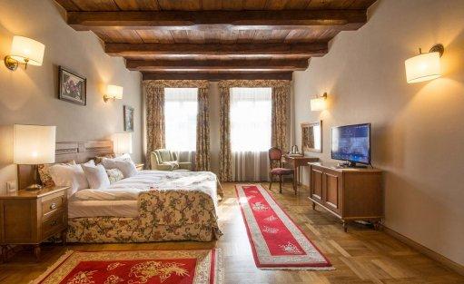 Hotel **** Rubinstein Hotel **** / 2