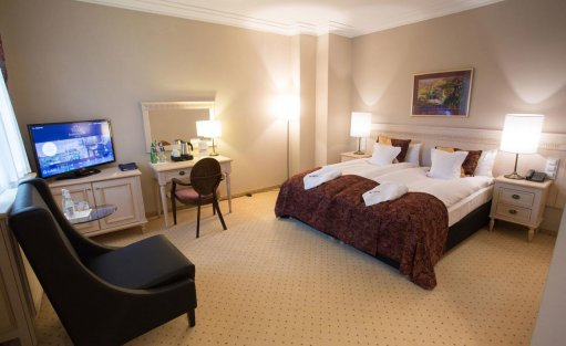 Hotel **** Rubinstein Hotel **** / 12