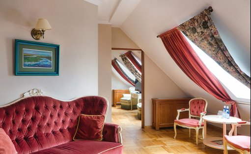 Hotel **** Rubinstein Hotel **** / 7