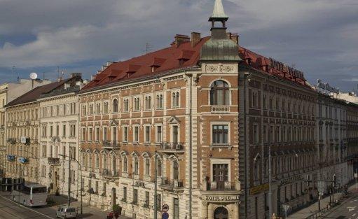 Hotel *** Hotel Polonia Kraków / 0