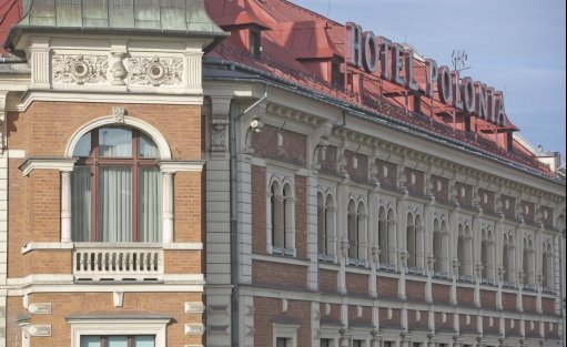 Hotel *** Hotel Polonia Kraków / 1