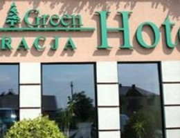 Green Hotel Kraków