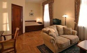 zdjęcie pokoju, Centrum Szkoleniowo-Konsultacyjne BGŻ, Leszno