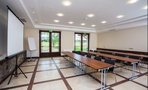 Ośrodek szkoleniowo- wypoczynkowy Hotel Nosselia***, 40 minut od Warszawy  / 24