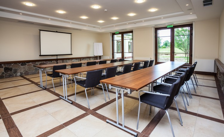 Ośrodek szkoleniowo- wypoczynkowy Hotel Nosselia***, 40 minut od Warszawy  / 25