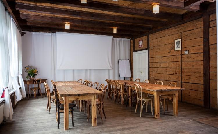 Ośrodek szkoleniowo- wypoczynkowy Hotel Nosselia***, 40 minut od Warszawy  / 32