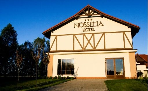 Ośrodek szkoleniowo- wypoczynkowy Hotel Nosselia***, 40 minut od Warszawy  / 8