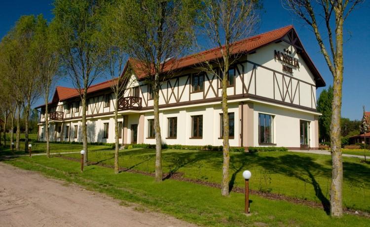 Ośrodek szkoleniowo- wypoczynkowy Hotel Nosselia***, 40 minut od Warszawy  / 3