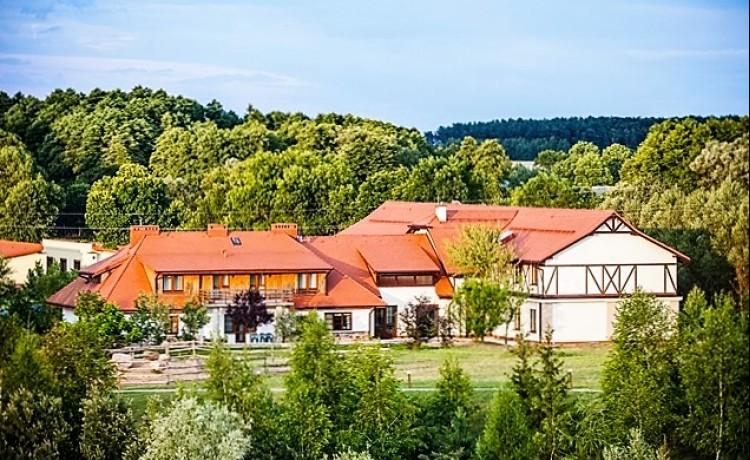 Ośrodek szkoleniowo- wypoczynkowy Hotel Nosselia***, 40 minut od Warszawy  / 2