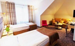 Hotel Nosselia***, 40 minut od Warszawy  Ośrodek szkoleniowo- wypoczynkowy / 9