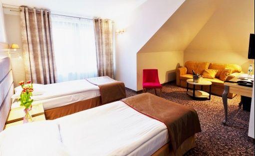 Ośrodek szkoleniowo- wypoczynkowy Hotel Nosselia***, 40 minut od Warszawy  / 38