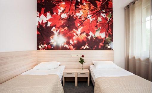 Ośrodek szkoleniowo- wypoczynkowy Hotel Nosselia***, 40 minut od Warszawy  / 40
