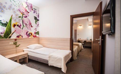 Ośrodek szkoleniowo- wypoczynkowy Hotel Nosselia***, 40 minut od Warszawy  / 47