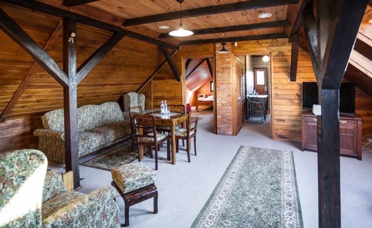 Ośrodek szkoleniowo- wypoczynkowy Hotel Nosselia***, 40 minut od Warszawy  / 54