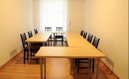 zdjęcie sali konferencyjnej, Centrum Szkoleń, Kraków