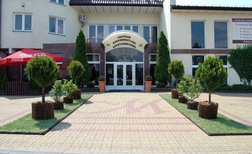 Centrum Konferencyjno-Apartamentowe Mrówka