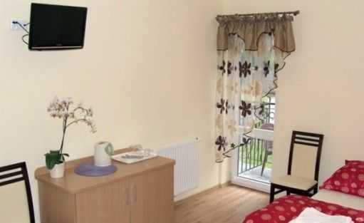 zdjęcie pokoju, Ośrodek szkoleniowo wypoczynkowy BERNARDYNKA, Ślesin