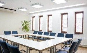 """zdjęcie sali konferencyjnej, Ośrodek Konferencyjno-Szkoleniowy """"INNOWACJA"""", Zabrze"""