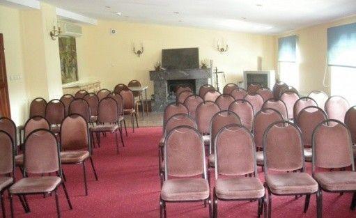 zdjęcie sali konferencyjnej, Hotel Płock, Płock