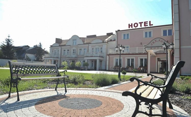 Hotel *** Hotel Arkadia Royal / 0