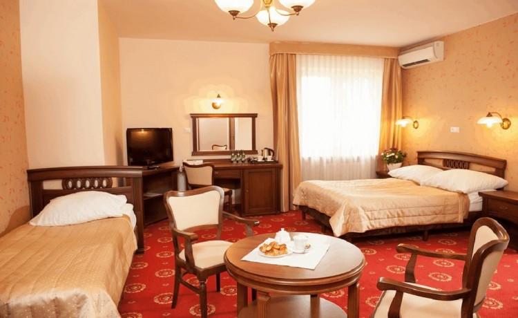 Hotel *** Hotel Arkadia Royal / 5