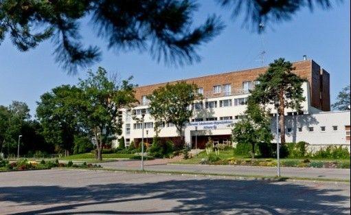 zdjęcie obiektu, Ośrodek Szkoleniowo - Wypoczynkowy Allianz w Ryni, Rynia