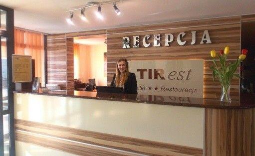 Hotel ** TIRest Hotel / 1