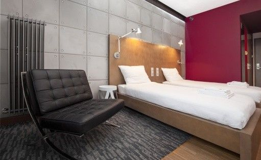 Inne Artis Loft Hotel / 23