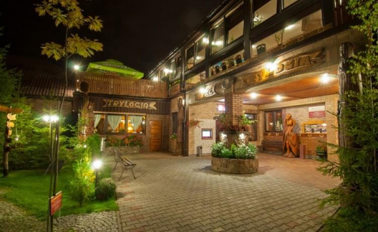 zdjęcie obiektu, Hotel Trylogia, Warszawa