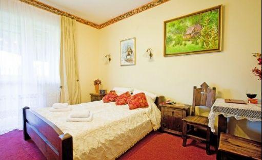 zdjęcie pokoju, Hotel Trylogia, Warszawa