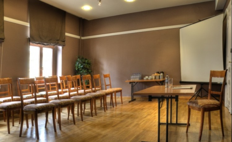 zdjęcie sali konferencyjnej, Hotel Diament Plaza Gliwice, Gliwice