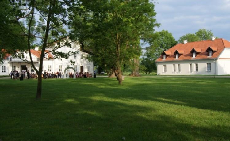 zdjęcie obiektu, Pałac Łochów, Łochów