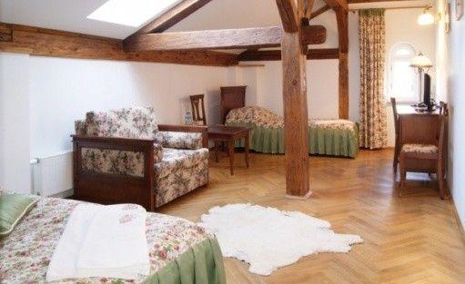 zdjęcie pokoju, Pałac Łochów, Łochów