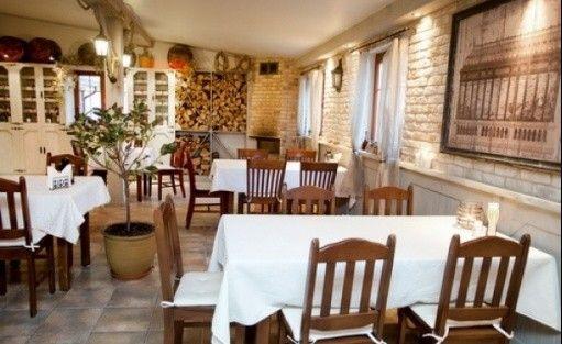 zdjęcie sali konferencyjnej, Restauracja & Hotel *** Złoty Lin, Serock