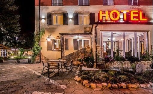 Inne Restauracja & Hotel *** Złoty Lin / 5
