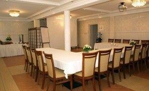zdjęcie sali konferencyjnej, Hotel i Restauracja Wiktoria ***, Warszawa