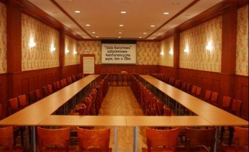 zdjęcie sali konferencyjnej, Hotel Bosman , Szklarska Poręba