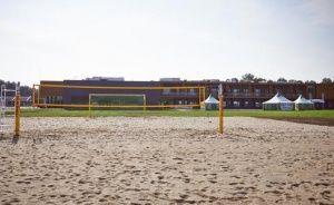 Boisko Beach Soccer, Piłka plażowa