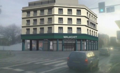 Hotel Malachit Wrocław