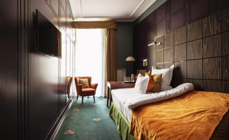 Hotel ***** Grape Hotel & Restaurant ***** / 9