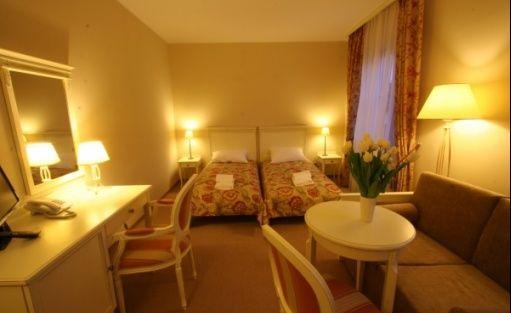 zdjęcie pokoju, Villa Estera**** Hotel & Restauracja, Warszawa
