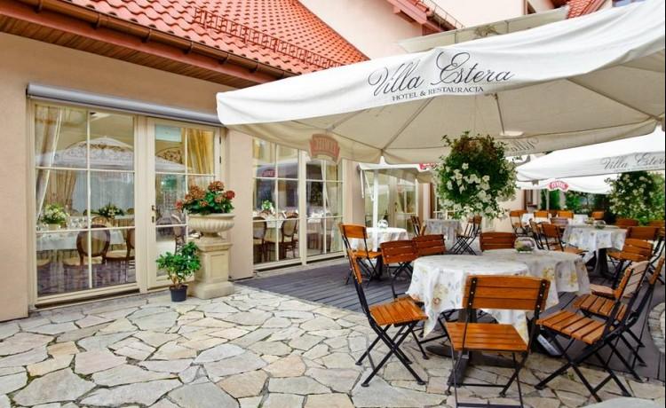Hotel **** Villa Estera**** Hotel & Restauracja / 10