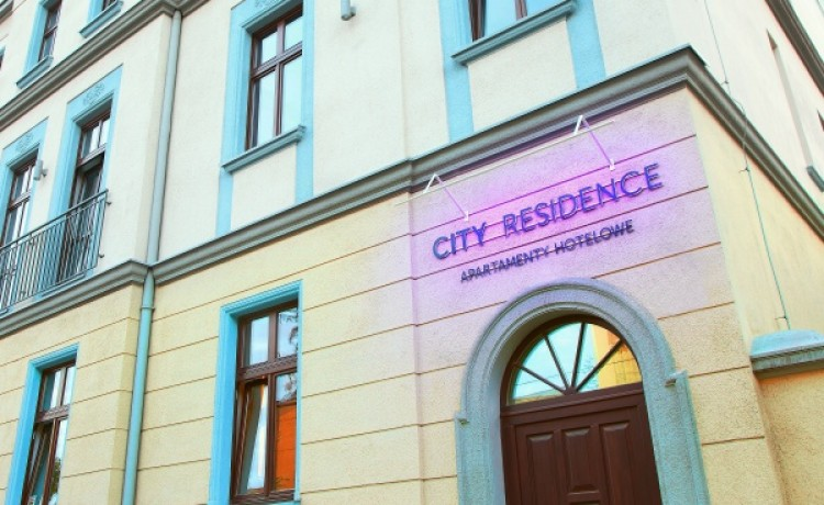 zdjęcie obiektu, City Residence, Łódź