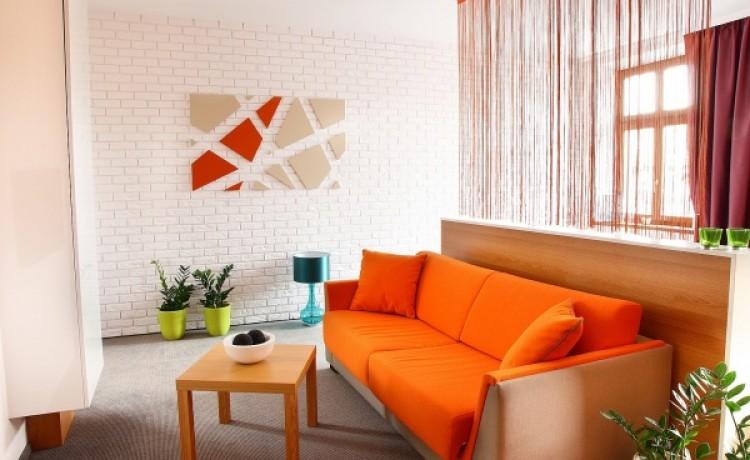 zdjęcie pokoju, City Residence, Łódź