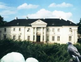 Pałac Pod Złotym Bażantem w Luszynie