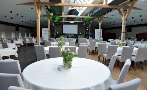 zdjęcie sali konferencyjnej, Loft Aparts, Łódź