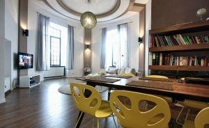 zdjęcie pokoju, Loft Aparts, Łódź