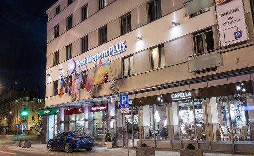 Hotel *** BEST WESTERN PLUS Hotel Ferdynand / 1