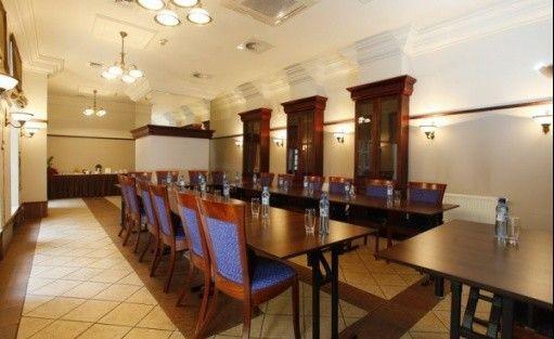 zdjęcie sali konferencyjnej, Hotel Diament Plaza Katowice, Katowice